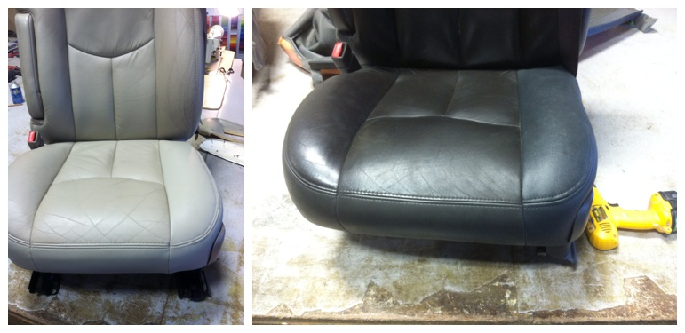 Leather and Vinyl Repair and Refinishing » Dr. Vinyl of Omaha ...